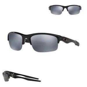 Oakley Bottle Rocket Sunglasses; black iridium